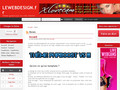 LEWEBDESIGN.fr - News